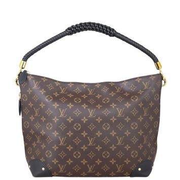 Louis Vuitton Triangle Softy Monogram Reverse Front