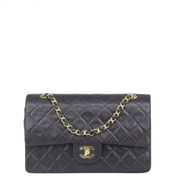 Chanel Classic Double Flap Medium Front