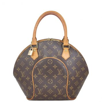 Louis Vuitton Ellipse PM Monogram Front