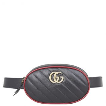 Gucci GG Marmont Belt Bag Front