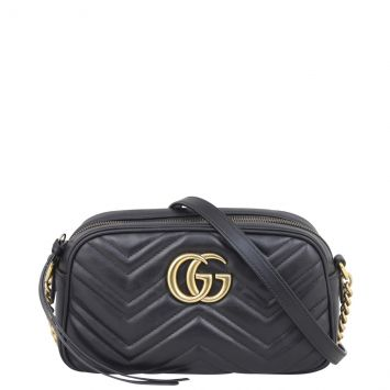 Gucci GG Marmont Small Camera Bag Front