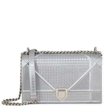 Dior Diorama Micro-Cannage Front
