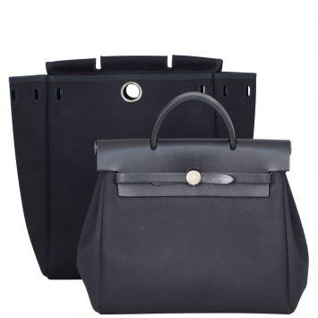 Hermes Toile Herbag Backpack Front