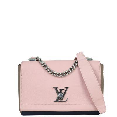Louis Vuitton Lockme II Chain Bag BB Front