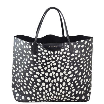 Givenchy Dots Antigona Shopping Tote Front