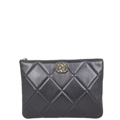 Chanel 19 Pouch Front